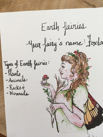 About your fairy